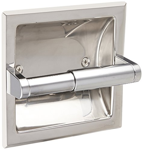 Top 10 best selling list for moen polished brass recessed toilet paper holder