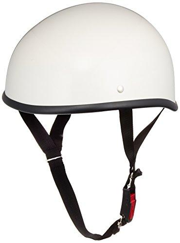 """""""Bike Parts Center"""" Ducktail (Helmet), model: 711801, whites"""