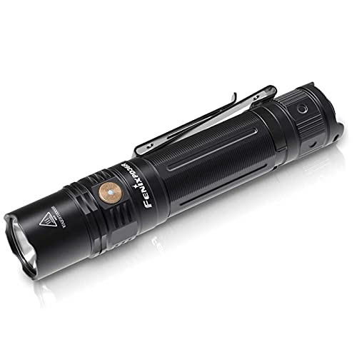 Fenix FX-PD36R PD36R 1600/800/350/150/30 Lumens LED Aluminum Black