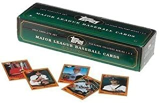 Best 2002 topps baseball card set Reviews