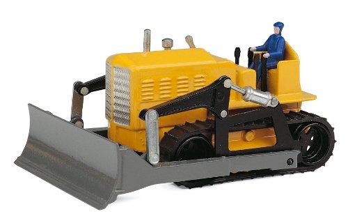 Joal - 210 - Véhicule Miniature -Bulldozer Vintage