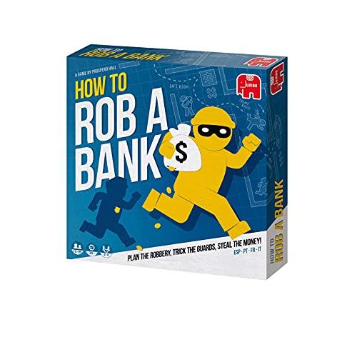 Jumbo How to Rob a Bank - JU62402