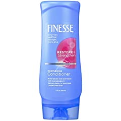 Makes hair soft, silky and manageable hair Protects hair from impending damages Strengthens hairs from root to tip Product of Finesse