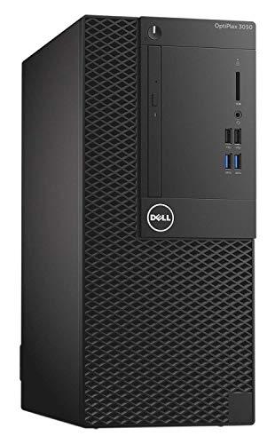 Dell OptiPlex 3050 Mini Tower Desktop PC Intel i5-7500 3.80 GHz 16GB RAM, 1TB SSD + 2TB HDD Dual Screen Compatible Windows 10 Pro) (Renewed)
