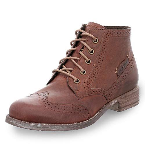 Josef Seibel Sienna Ladies Ankle Boots Brown, tamaño:37