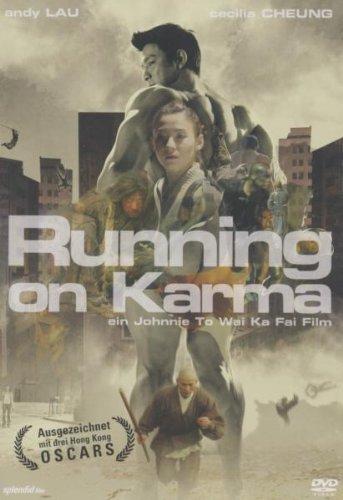Running on Karma [Alemania] [DVD]
