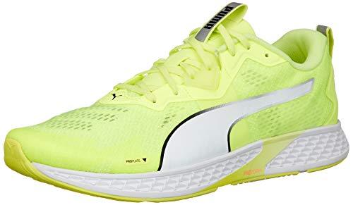 PUMA Speed 500 2, Zapatillas para Correr de Carretera Hombre, Amarillo (Fizzy Yellow White), 42 EU