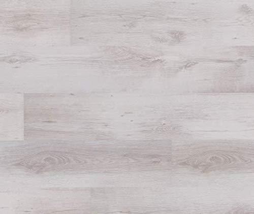 HORI® Laminat Eiche Landhausdiele weiß selection rustic 1-Stab I für 7,91 €/m²