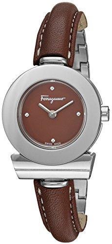 Salvatore Ferragamo Reloj Analogico para Mujer de Cuarzo FII040015