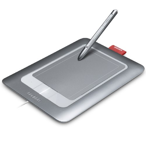 Wacom Bamboo Fun Pen & Touch Small (2. Generation)