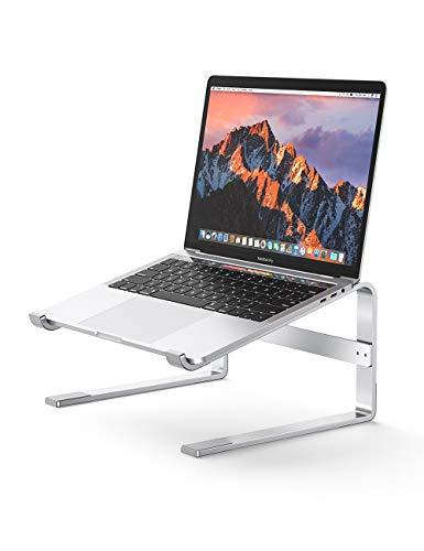 Laptop Stand for Desk, Aenfor Computer Stand Riser for Desk,Ergonomic Detachable Laptop Mount,Metal...