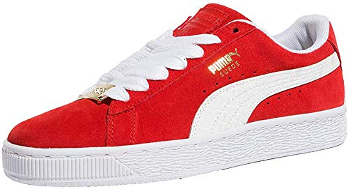 PUMA Suede Classic Bboy Fabulous Herren Sneaker Rot