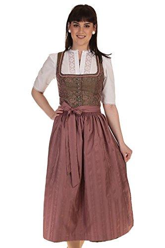 WENGER Damen Dirndl lang Birgit 28704-1634 80cm