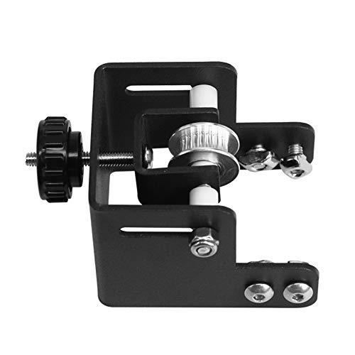 TUZUK Parti della stampante 3D aggiornate Tenditore per cintura sincrono regolabile con asse Y per stampante 3D Ender 3 pro