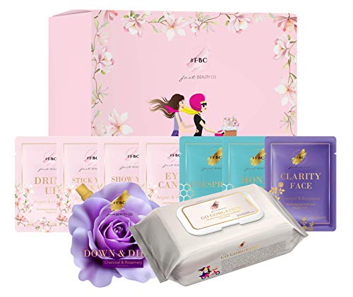Fast Beauty Co. Limited Edition BEAUTY BOX (9 Items value $55 USD)