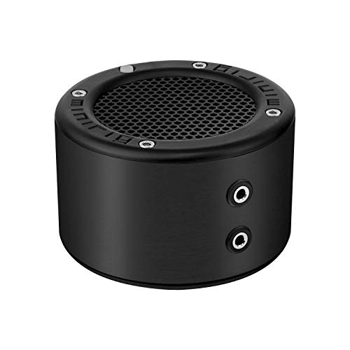 MINIRIG MINI 2 Portable Rechargeable Bluetooth Speaker - 30 Hour Battery - Premium Stereo Sound - Black