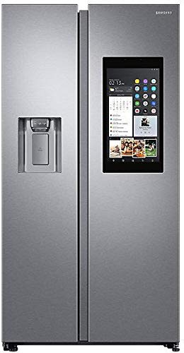 Samsung RS68N8941SL nevera puerta lado a lado Independiente Acero inoxidable 593 L A++ - Frigorífico side-by-side (Independiente, Acero inoxidable, Puerta americana, LED, R600a, Vidrio)