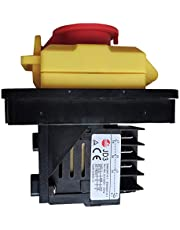 KEDU KJD11 8-polige noodstopschakelaar voor elektromagnetische schakelaar voor industriële gereedschapsmachines JD3-relais AC 230V 16A 4NO