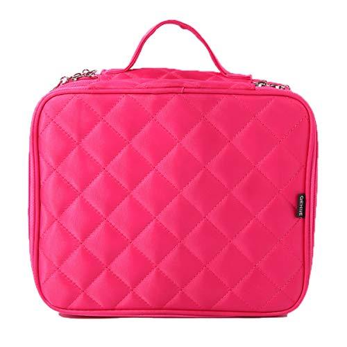 Cosmético Bolsa Profesional Neceser Bolsa de Aseo cosméticos Bolsa de Viaje de Lavado Organizador de Viajes Bolsa de Aseo para Mujeres señoras