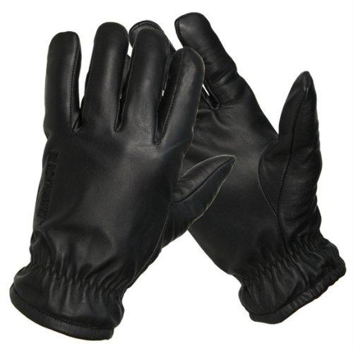 Blackhawk Herren-Handschuhe mit verlängerter Manschette, schnittfest, mit Spectra Guard-Futter (Schwarz, Größe S)