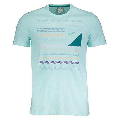 Joma Camiseta Modelo Camiseta Verde Agua M/C Marca