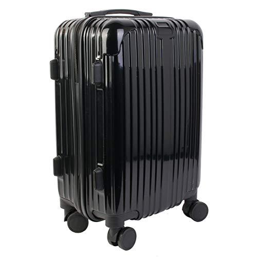 CMP Paris 40 Litre Black Cabin Suitcase VO1361-LGSP Standard
