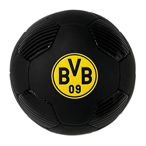 BVB-Fussball mit Logoprägung (Gr. 5) one Size