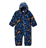 Columbia Baby Boys Snowtop II Bunting, Night Tide Camo Critter/Night Tide, 6-12 Months