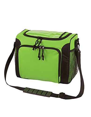 Kühltasche SPORT / Lenkertasche Einkaufstasche Picknick versch. Farben (Maigrün)