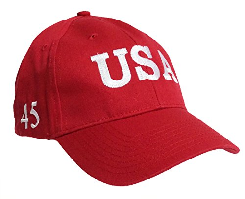 Bayside Trump 45Th USA Presidential Inauguration Hat-Red
