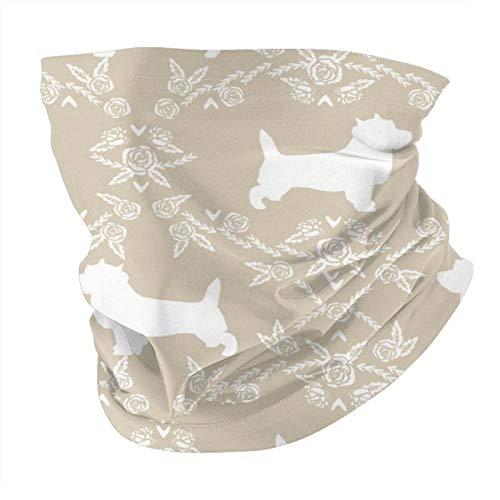 Xinflag@10 Cairn - Bandanas para perro, máscara para el cuello, unisex, variedad de bufandas, bufandas para el sudor