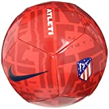 NIKE ATM NK PTCH-FA20 Soccer Ball, Unisex-Adult, Sport Red/Challenge Red/(Midnight Navy), 5
