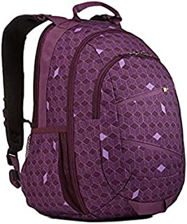 Case Logic BPCA-315 Berkeley Polyester Backpack, Purple