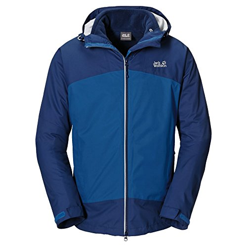 Jack Wolfskin FROST WAVE JACKET MEN classic blue