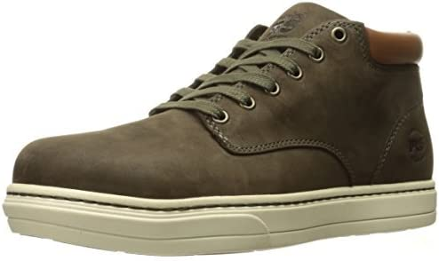 Timberland PRO Mens Disruptor Electrical Alloy Toe Work Work Safety Shoes Casual - Brown - Size 11.5 W
