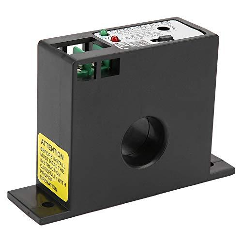 Conmutador electrónico ajustable con interruptor electrónico de detección electrónica, interruptor de detección de corriente para instalaciones industriales para automatización