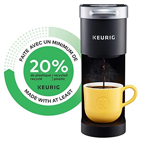 Cafetière K-Mini Keurig, Noir Mat, Modèle 611247373590 - 6