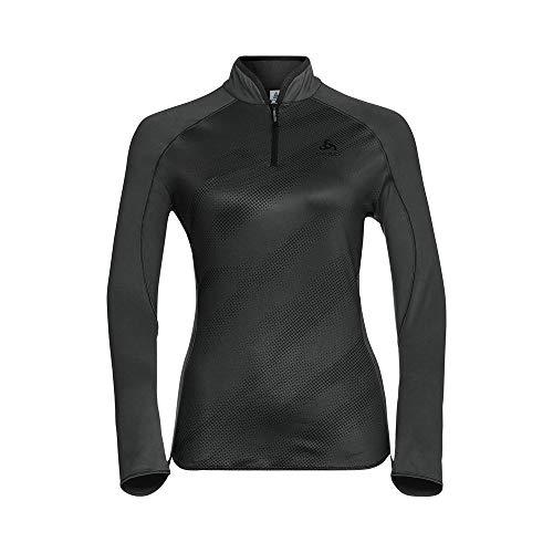 Odlo L/S Pants Long Warm Sous-vêtement et sous-vêtement pour femme XL Gris graphite