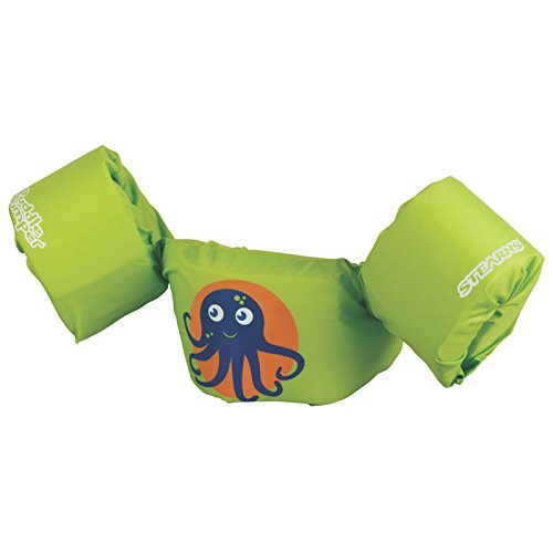 Stearns Original Puddle Jumper Kids Life Jacket | Life Vest for Children, Cancun Octopus