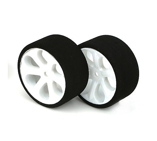 Jaco Racing Products 1/10 Prism Electric Sedan Tires (2), Lilac