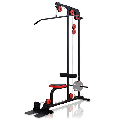 Freestanding Latzugstatnion-MH W106 Super-Solid construction by Marbo Sport