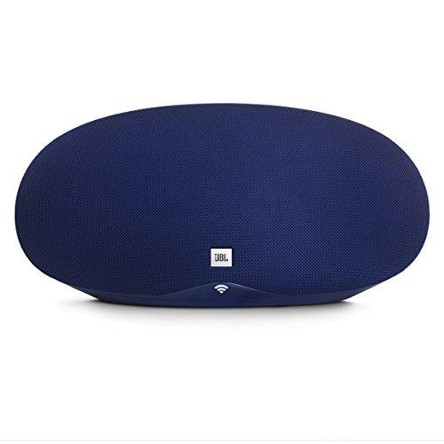 JBL Playlist 150 - Wireless Speaker with Chromecast Built-In - Blue
