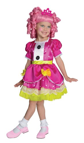 Lalaloopsy Deluxe Jewel Sparkles Costume, Toddler 1-2