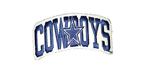 Cowboys Football Team with Star Logo 4.5