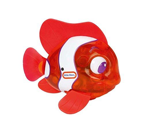 little tikes 638220 GR – Sparkle Bay – Bébé – Jouet – funkelfisch Orange