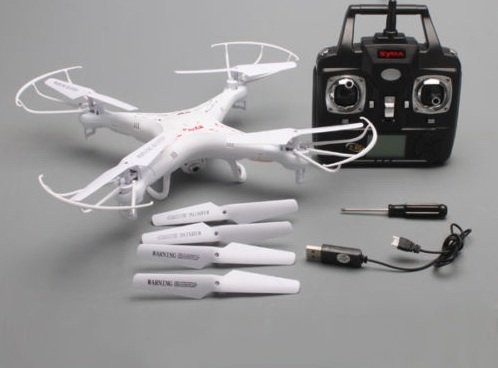 RC QUADRICOTTERO - DRONE Syma X5C - Camera HD, video, foto NUOVA VERSIONE