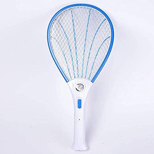 5W Eléctrica Recargable Zapper del Mosquito Raqueta, Insecto Asesino con, para El...