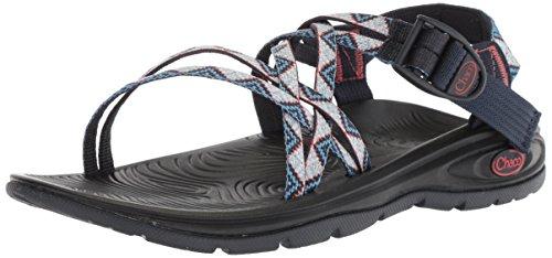 Chaco Women's Zvolv X Sport Sandal, Kaleido Eclipse, 12 Medium US
