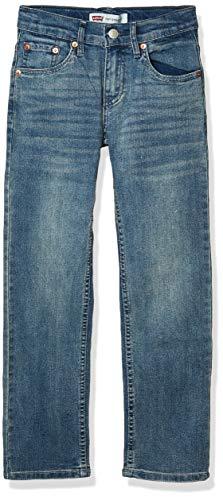 Levi's Boys' 514 Straight Fit Jeans, Vintage Racer, 6