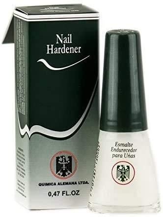 Cris nails Quimica Alemana Ltda Nail Hardener - 0.47 Oz by Quimica Alemana